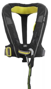 Lifejacket with harness