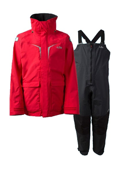 Foul weather gear classification - Coastal