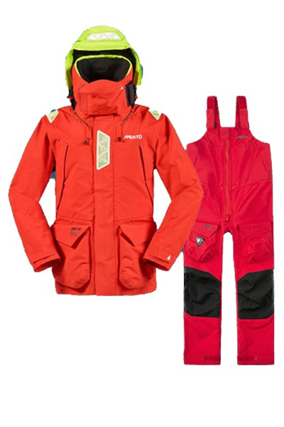 Foul weather gear classification - Ocean