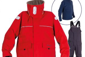 Off-shore jackets foul weather