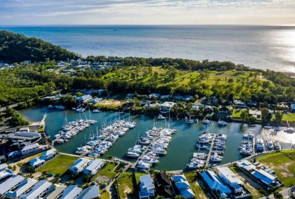 Bluewater Marina Cairns