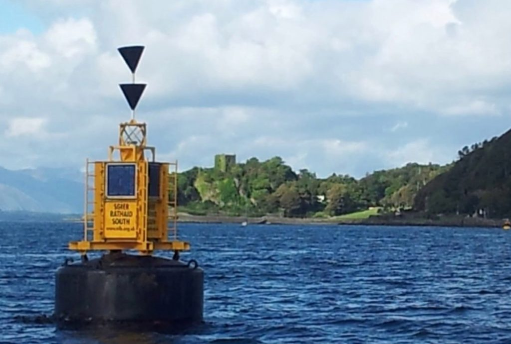 Buoys Marks and Beacons