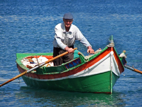 Have both oars in the water etymology - origin - meaning