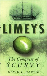 Limey and scurvy