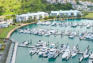 Port of Airlie Marina Airlie Beach