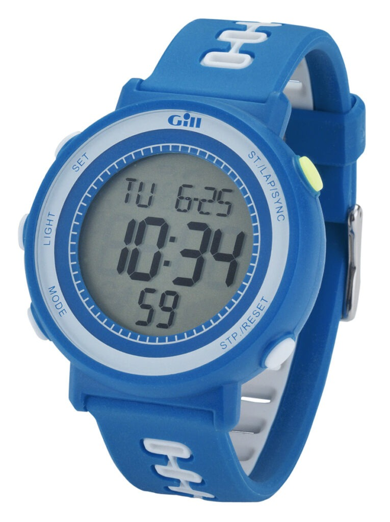 Gill Race Watch Blue