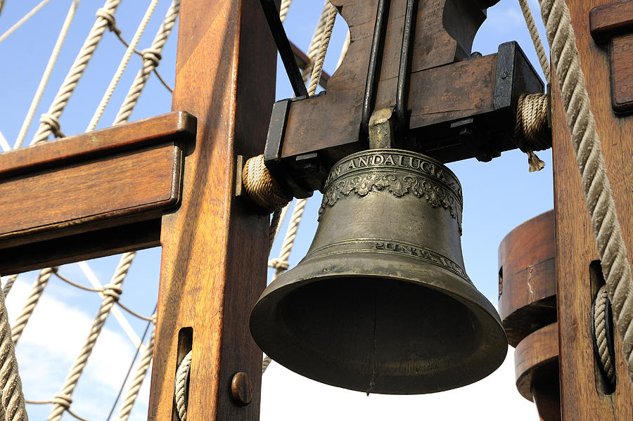Ship's bell bells are bad luck